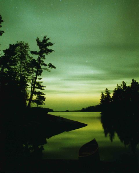 Boundary Waters by Michael Shoop