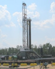 State Excelsior Natural Gas Well, Kalkaska County