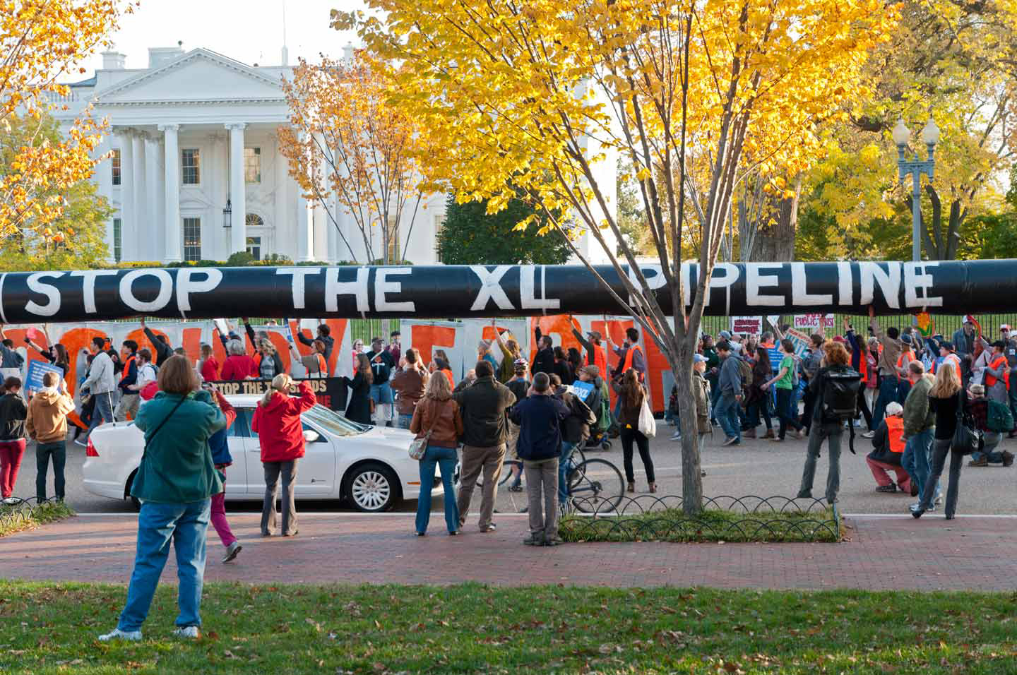 Keystone XL Nov 6 Action