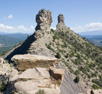 Take Action: Thank President Obama for the Chimney Rock Designation -- Read more.
